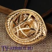 """Кулон """"Око Агамотто"""" (цвета - бронза, золото, серебро)"""