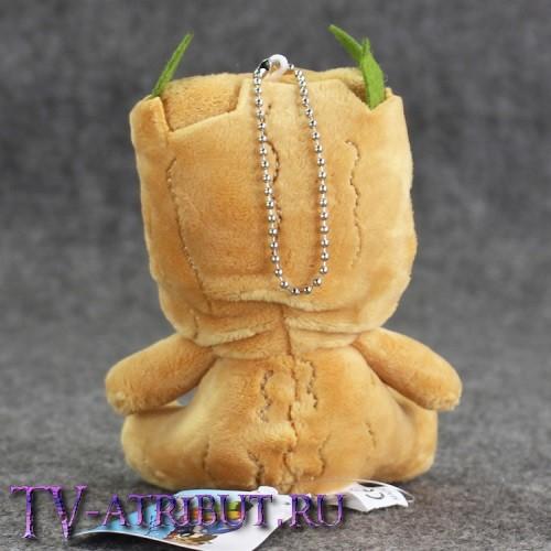 Мягкая игрушка-брелок Грут (12 см)