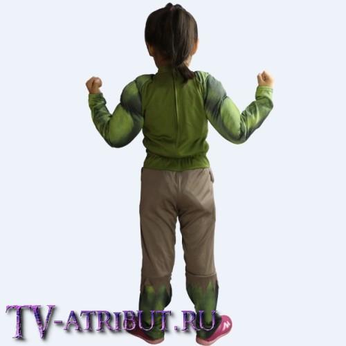 Детский костюм для косплея Халка