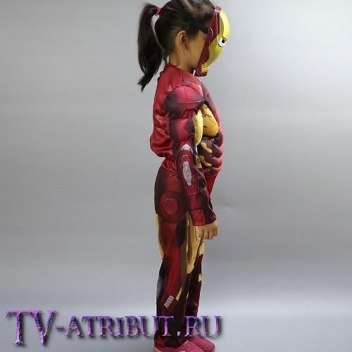Детский костюм для косплея Железного человека