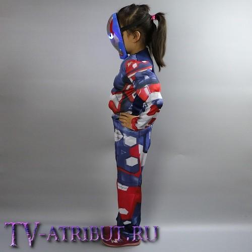 Детский костюм для косплея Железного патриота