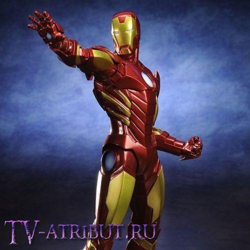 Коллекционная фигурка Железный человек (21 см)