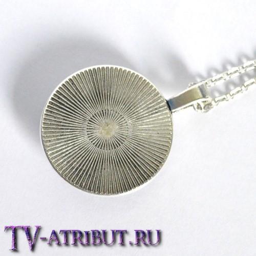 Кулон с изображением Кристалла