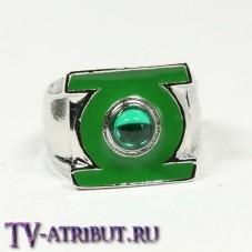 Альтернативное кольцо Хэла Джордана, сталь