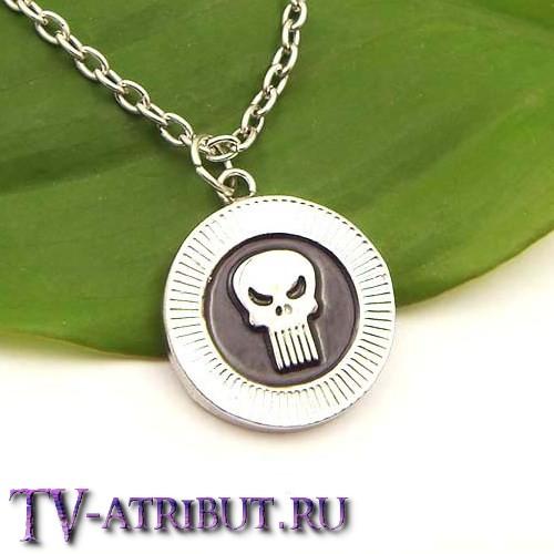 Кулон с символом Карателя