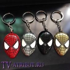 "Брелок ""Маска Человека-паука"" (4 цвета)"