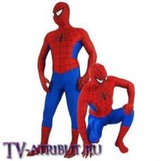 Костюм для косплея Человека-паука, взрослый