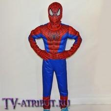 Детский костюм для косплея Человека-паука