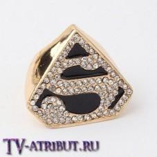 Кольцо с символом Супермена