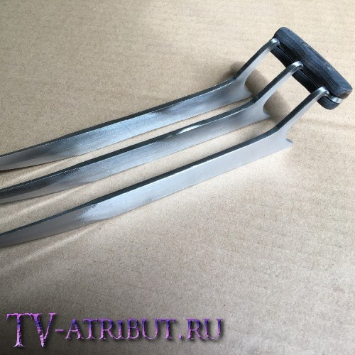 Стальные когти для косплея Росомахи (1 шт. или пара)