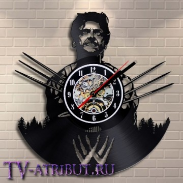 "Часы настенные ""Росомаха"""