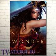 """Постер на холсте """"Wonder"""" (Чудеса)"""