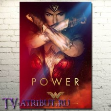 "Постер на холсте ""Power"" (Сила)"