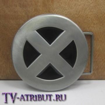 Пряжка для ремня с эмблемой Людей Икс (X-Men)