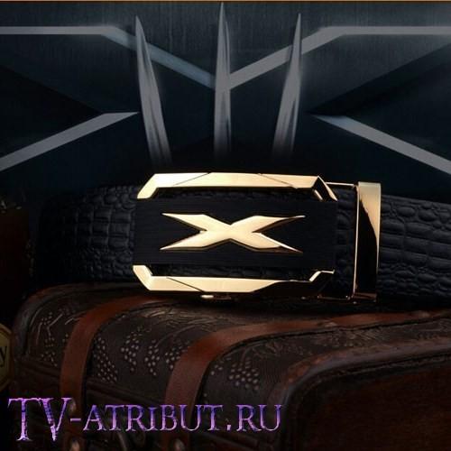 Ремень с пряжкой с эмблемой Людей Икс (X-Men)