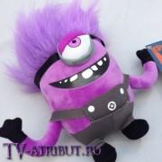 """Игрушка """"Фиолетовый миньон"""", 23,5 см"""