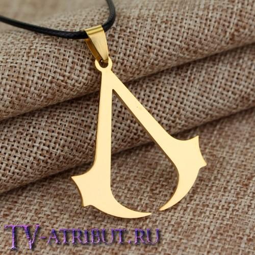 "Кулон с символом игры ""Assassin's Creed"""
