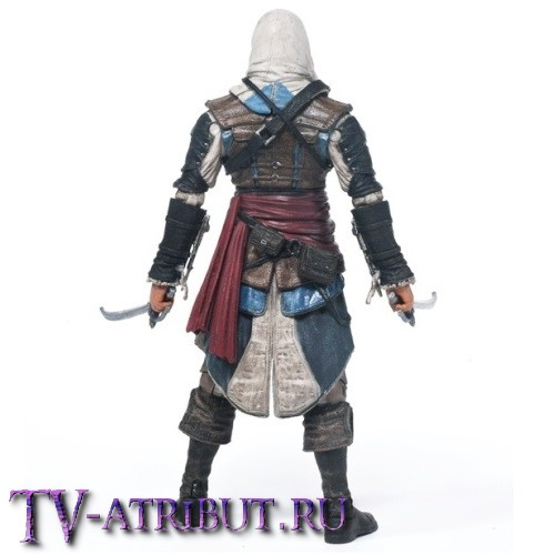 """Фигурка Эдварда Кенуэя из игры """"Assassin's Creed"""""""