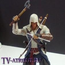 "Фигурка Коннора Кенуэя из игры ""Assassin's Creed"""