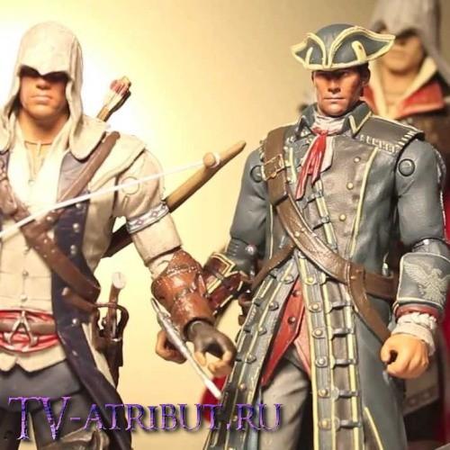 """Фигурка Хэйтема Кенуэя из игры """"Assassin's Creed"""""""