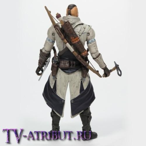 """Фигурка Коннора в боевой раскраске из игры """"Assassin's Creed"""""""
