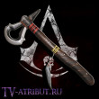 """Томагавк (топор) Коннора Кенуэя из игры """"Assassin's Creed"""""""