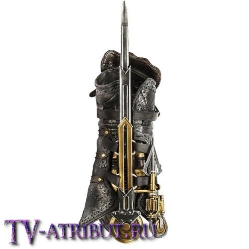"""Скрытый клинок Джейкоба Фрая из игры """"Assassin's Creed"""""""