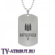 "Жетон бойца поддержки по игре ""Battlefield 5"""