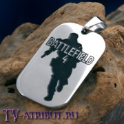 "Кулон-жетон из ""Battlefield"" (нет в наличии)"