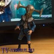 Фигурка-игрушка Молчаливый мальчик (18 см)