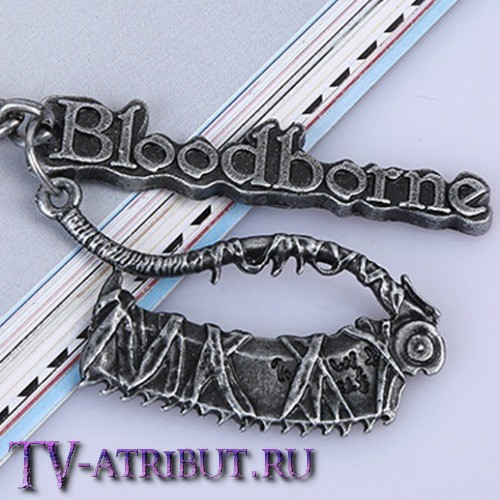 Брелок Bloodborne, официальный