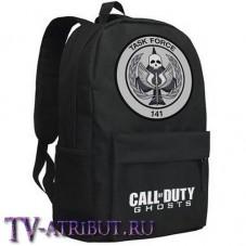 "Рюкзак с эмблемой ""Task Force 141"" (нет в наличии)"