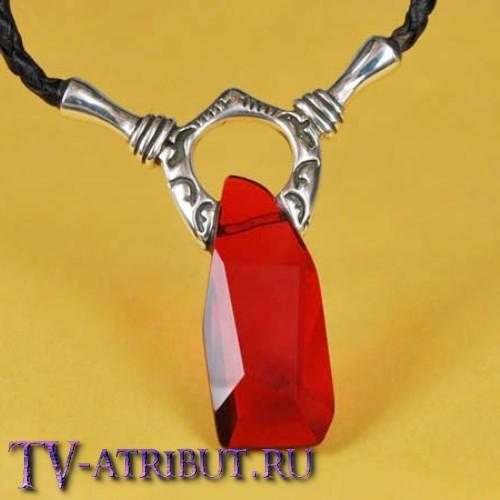 Кулон Данте с австрийским кристаллом