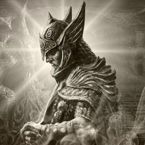 Серьги в виде дракона Скайрим