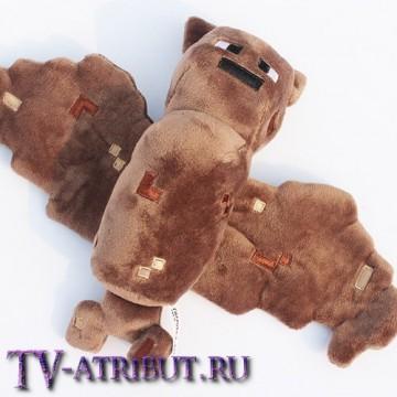 """Плюшевая игрушка """"Летучая мышь"""" (19 см)"""