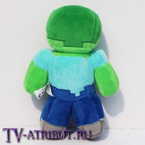 "Плюшевая игрушка ""Зомби"" (19 см)"