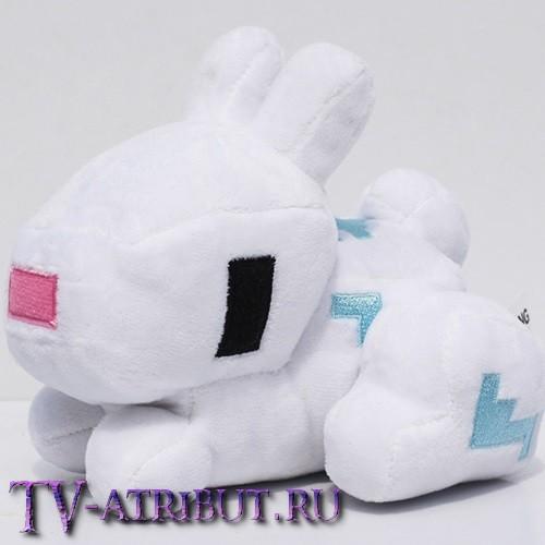"""Плюшевая игрушка """"Кролик"""" (15 см)"""