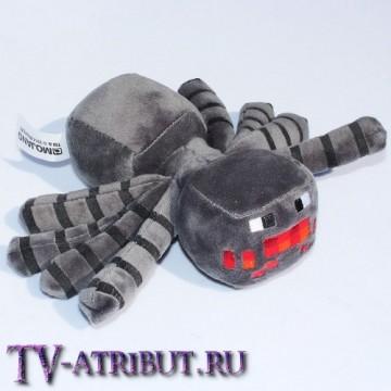 """Плюшевая игрушка """"Паук"""" (16 см)"""