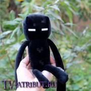 """Плюшевая игрушка """"Эндермен"""" (24 см)"""