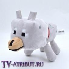 """Плюшевая игрушка """"Волк"""" (22 см)"""