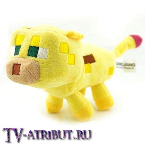 """Плюшевая игрушка """"Кот Оцелот"""" (24 см)"""