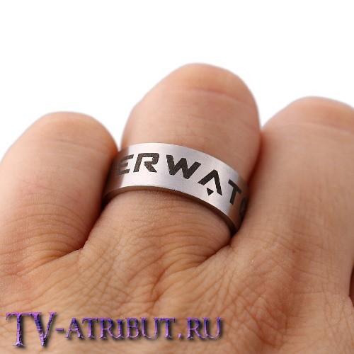 """Кольцо с логотипом игры """"Overwatch"""""""