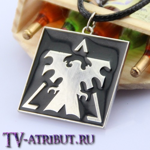 Кулон с символом Терранов