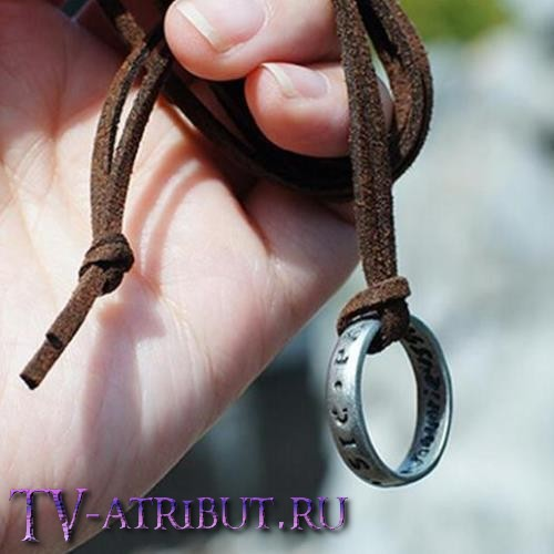 Кулон с кольцом Дрейка, со шкатулкой