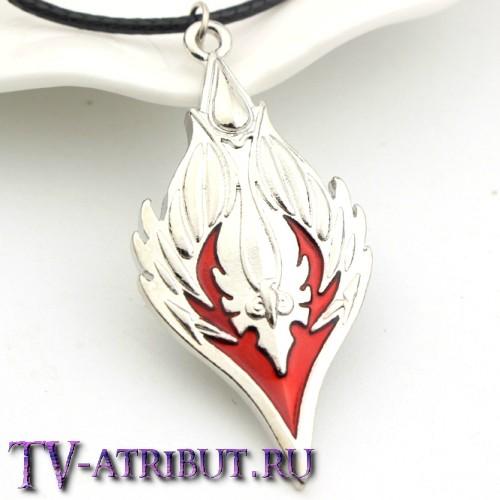 Кулон с символом Кровавых Эльфов