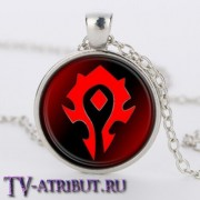 Кулон с изображением символа Орды