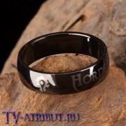 """Кольцо """"Horde"""" (Орда), титановая сталь"""