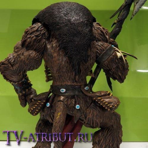 Фигурка шамана Минотавров (28 см)