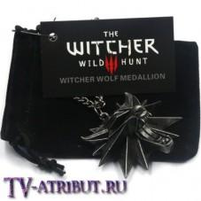 Кулон Ведьмака, официальный, с подарочным мешочком