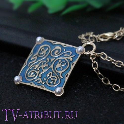 Медальон Трисс Мэригольд